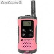Walkie talkie motorola talkies T41 pink