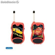 Walkie Talkies Cars 3