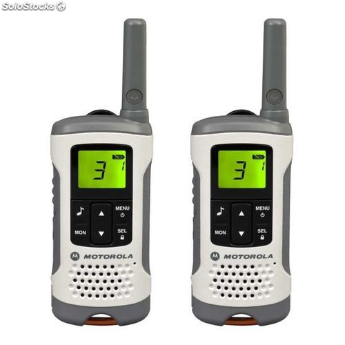 Walkie-Talkies Motorola TLKR T50 Branco