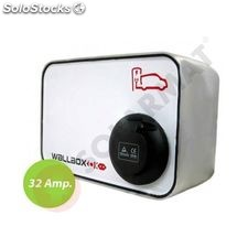 Wallbox Modo 3 con cable sae J1772 32A 230V