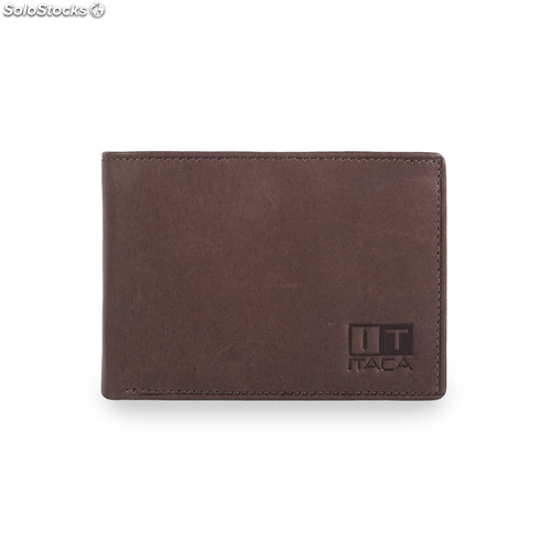 Wallet 37911 peau Marron