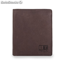 Wallet 37920 peau Marron