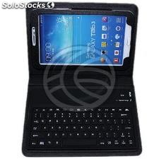 "Wallet for Samsung Galaxy Tab 7 ""with bluetooth keyboard (KP17)"