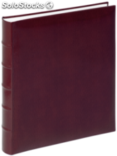 Walther Classic Book bound 30x37 80Pages wine red FA373R
