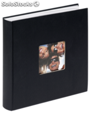 Walther Fun black 30x30 100 Pages Bookbound FA208B