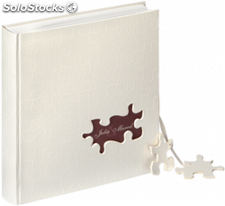 Walther Puzzle Wedding 28x30,5 60 Pages book-bound UH173