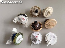 washing machine water level pressure sensor