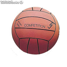 waterpolo rubber ball