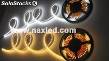 waterproof flexible linear led strips, 5mtrs, 120LEDs/m, ip65