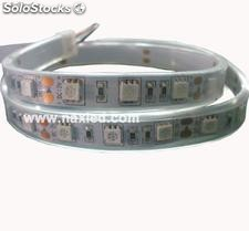 Waterproof led strip light, ip68 underwater decor. 5050 smd led, 5m