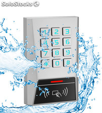 Waterproof Proximity & Keypad Reader