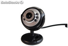 Webcam con microfono
