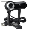 Webcam hd 8mp : Logitech QuickCam® Pro 9000