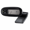 Webcam logitech c170 - 640x480 - fotos hasta 5mpx - video hasta