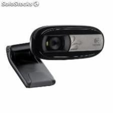Webcam logitech c170 negra 5mp usb 2.0