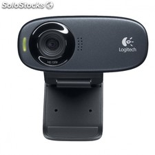 Webcam logitech C310 - hd 720p - fotos 5MPX - video hasta 1280x720 - microfono