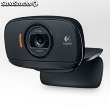 Webcam LOGITECH c525 hd negra 1280x720p 8mpx autofocus USB 2.0 video hd -