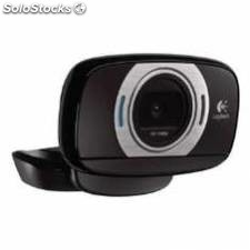 Webcam logitech c615 negra usb full hd 1080p 8mp