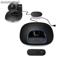 Webcam logitech conferenccam group