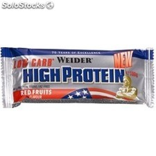 Weider 40% Low Carb High Protein Bar 1 barrita x 100 gr