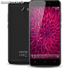 Weimei mobile - Force 2 sim doble 4G 32GB Negro