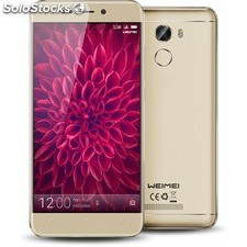 Weimei mobile - Force 2 sim doble 4G 32GB Oro
