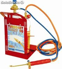 Welding Set with Professional Regulator 1L