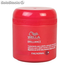Wella - brilliance mask fine/normal hair 150 ml