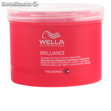 Wella BRILLIANCE treatment for fine/normal colored hair 500 ml
