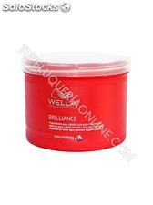Wella Care Brilliance Mascarilla Cabello Fino/Normal 500ml
