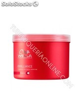 Wella Care Brilliance Mascarilla Cabello Grueso 500ml