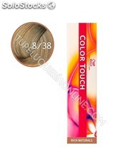 Wella Color Touch 8/38 60 ml.