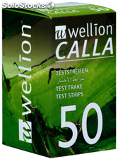 Wellion CALLA test strips