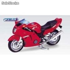 Welly 1:18 12143 honda cbr1100xx