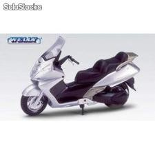 Welly 1:18 12165 honda silver wing