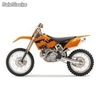 Welly 1:18 12814 ktm 450 sx racing
