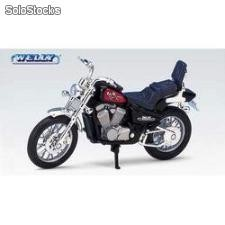 Welly 1:18 19661 honda steed 600