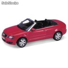Welly 1:18 audi a4 cabriolet