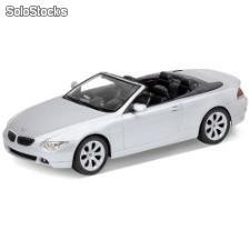 Welly 1:18 bmw 645i converible