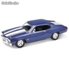 Welly 1:18 chevrolet chevelle 1970
