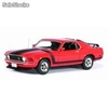 Welly 1:18 ford mustang boss 1970