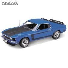 Welly 1:18 ford mustang boss 302 - 1969