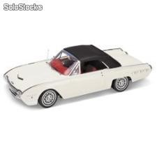 Welly 1:18 ford thunderbird sports roadster