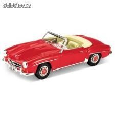 Welly 1:18 mercedes-benz 190sl 1955