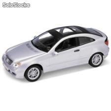 Welly 1:18 mercedes-benz c-class sport coupe
