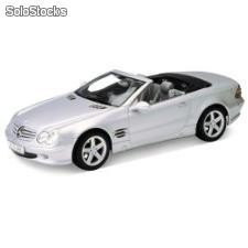Welly 1:18 mercedes-benz sl500