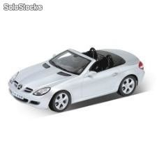 Welly 1:18 mercedes - benz slk 350