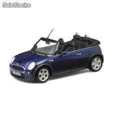 Welly 1:18 mini cooper s cabrio