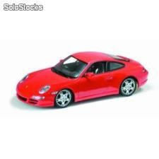 Welly 1:18 porsche 911 (997) carrera s coupe