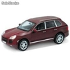 Welly 1:18 porsche cayenne turbo